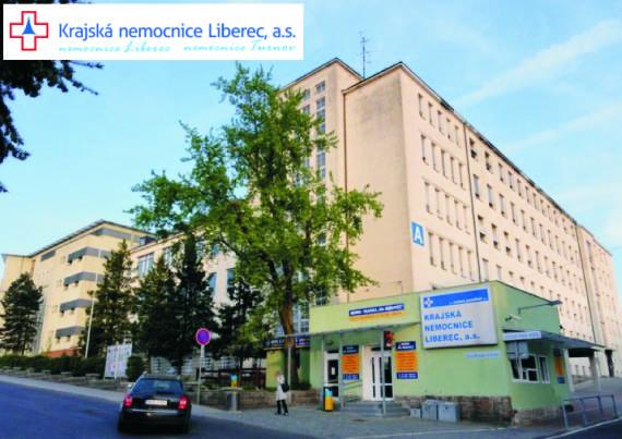 Krajská nemocnice Liberec a.s.